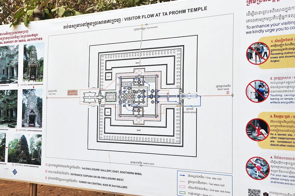 kambodscha - tempel von anghor - ta prohm (06)