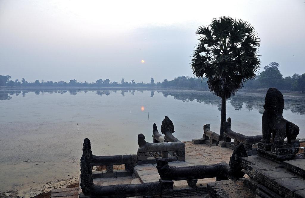 kambodscha - tempel von angkor - srah srang (04)