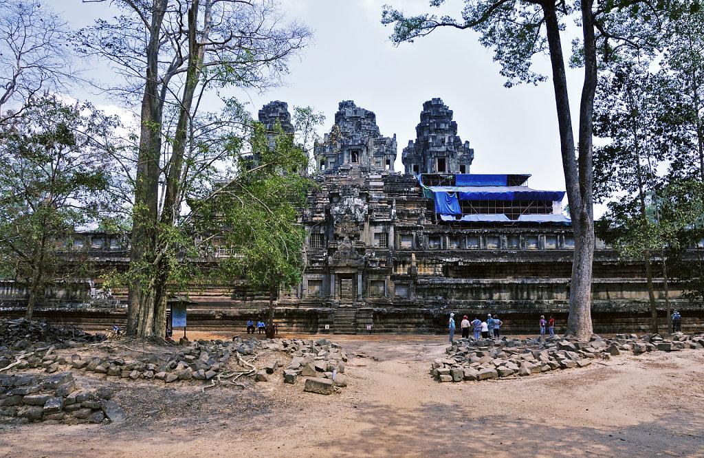 kambodscha - tempel von anghor - ta keo (01)