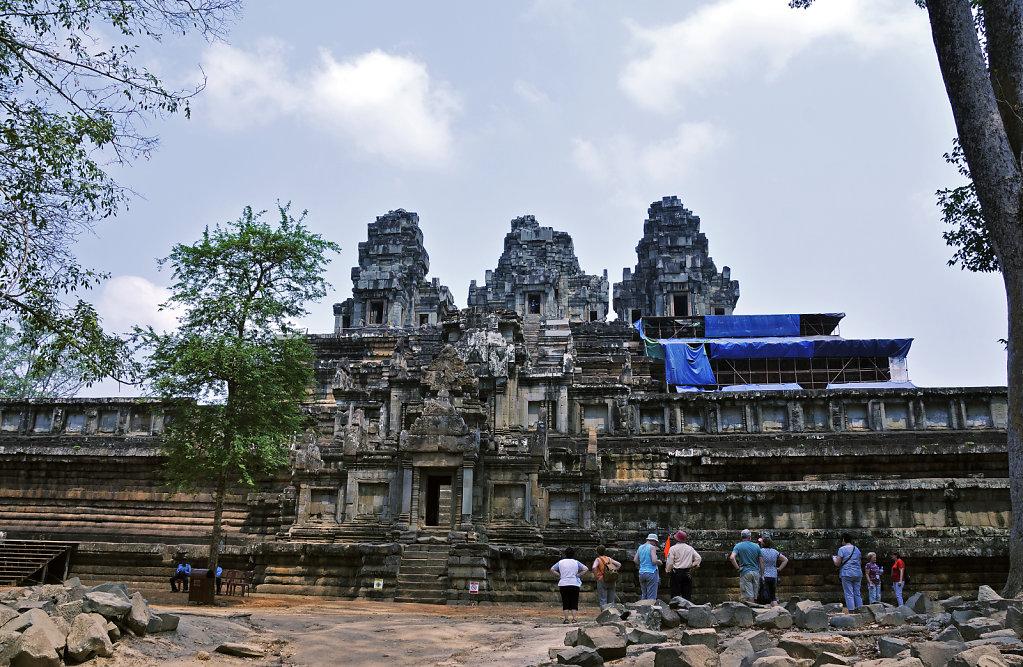 kambodscha - tempel von anghor - ta keo (03)
