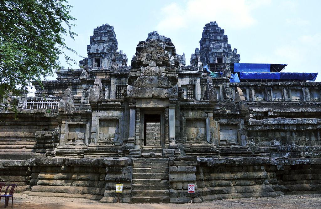 kambodscha - tempel von anghor - ta keo (05)