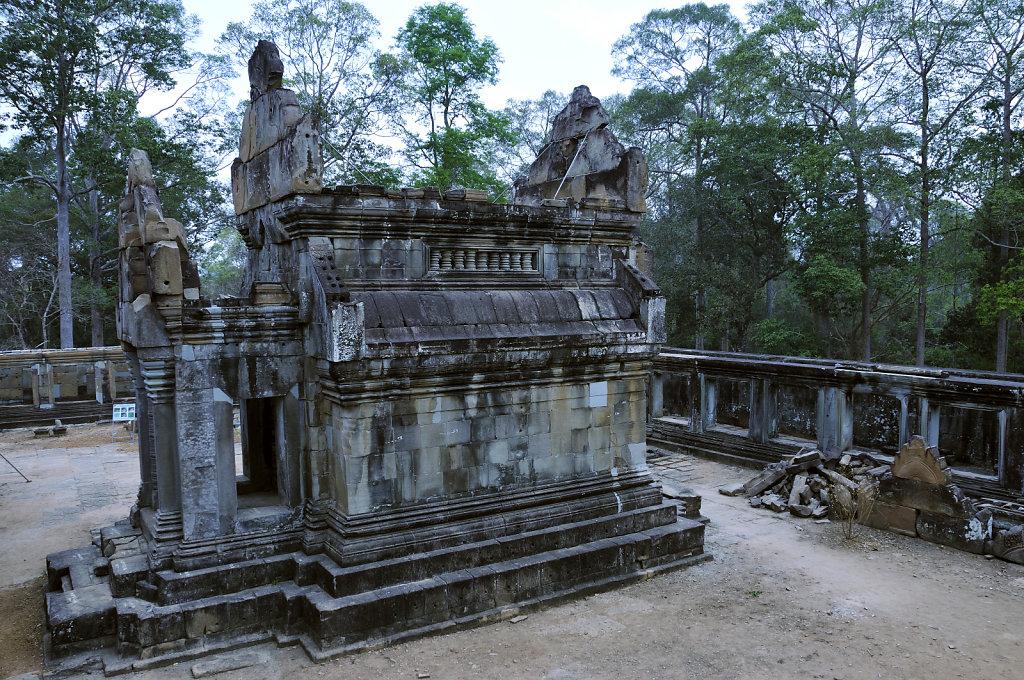 kambodscha - tempel von anghor - ta keo (17)