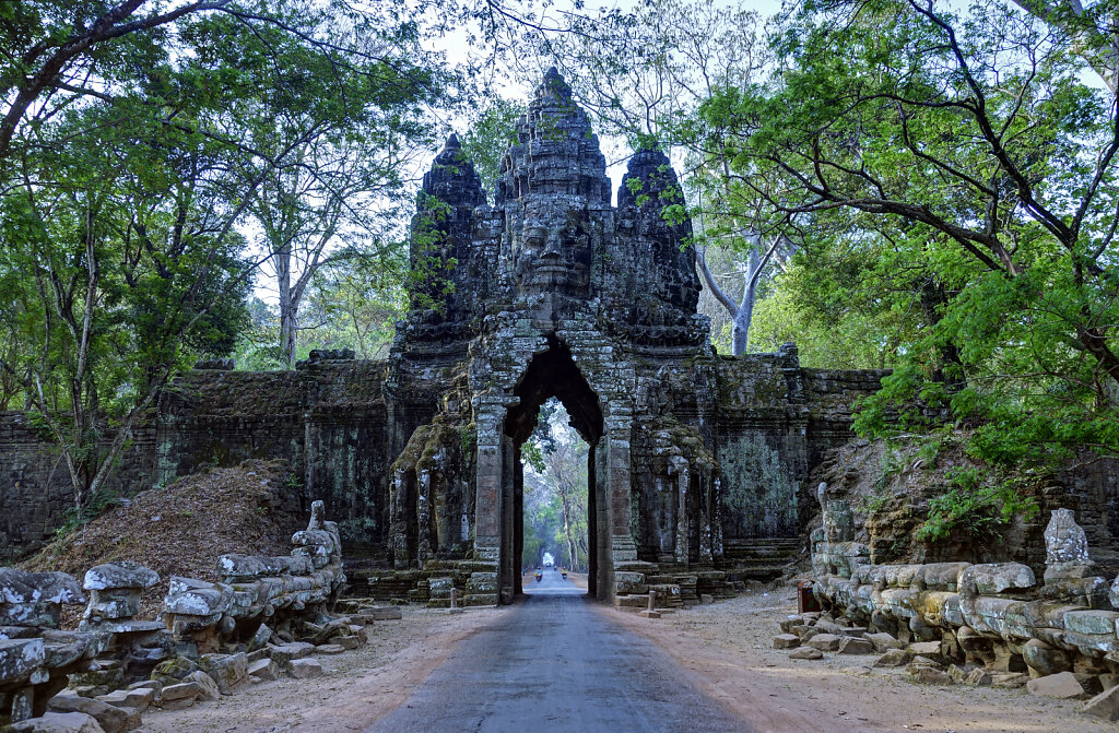 kambodscha - tempel von anghor - preak khan  (01)