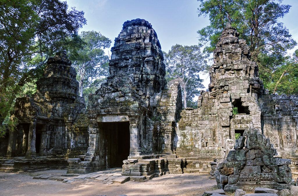 kambodscha - tempel von anghor - preak khan  (26)