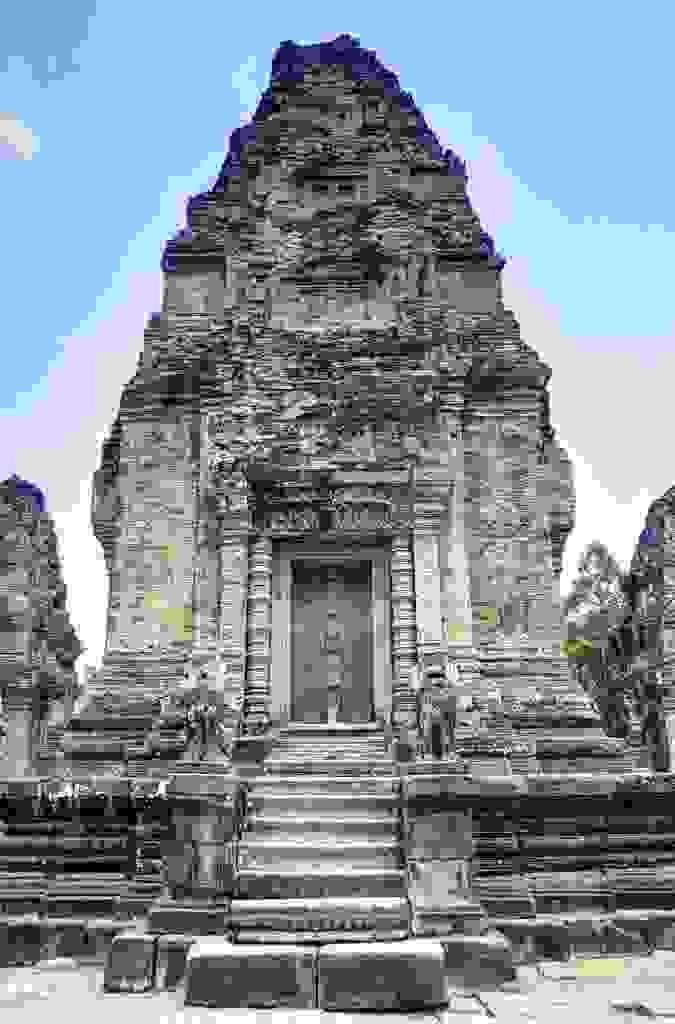 kambodscha - tempel von anghor - östlicher mebon (07)