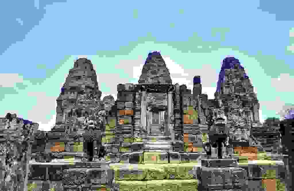 kambodscha - tempel von anghor - östlicher mebon (13)