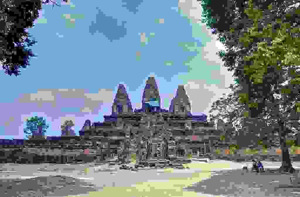 kambodscha - tempel von anghor - östlicher mebon (21)