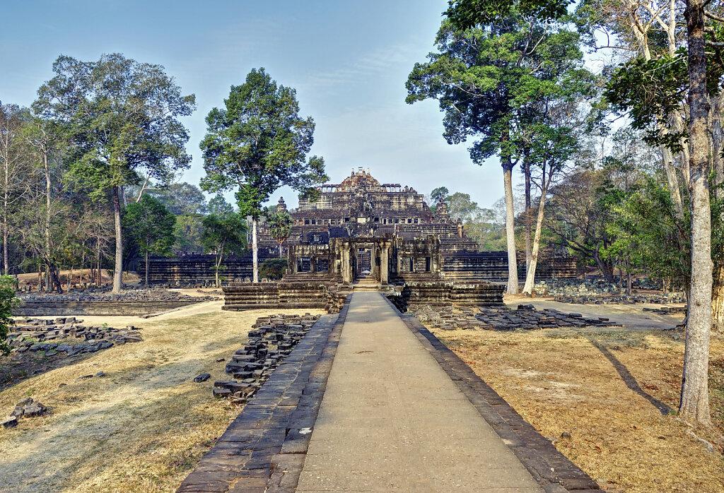 kambodscha - tempel von anghor - angkor thom - baphuon (18)