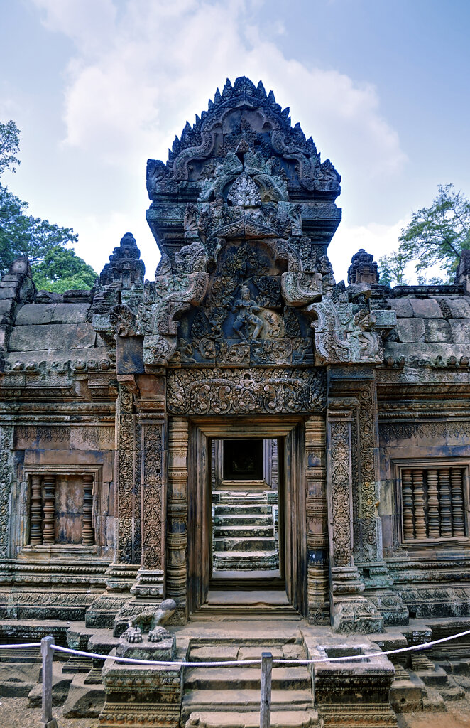 kambodscha - tempel von anghor -  banteay srei (15)