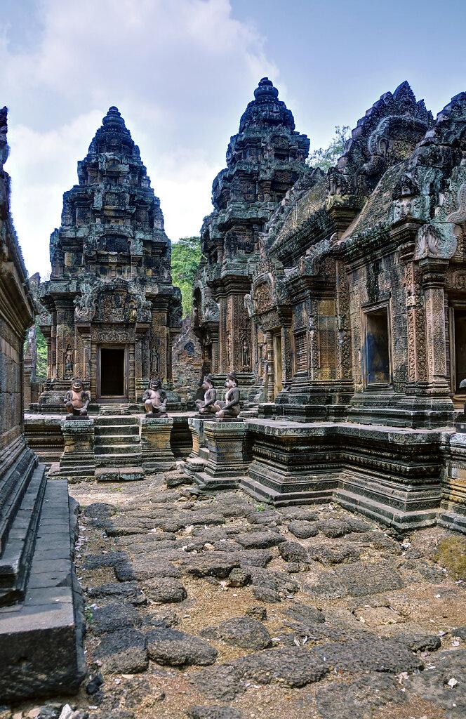 kambodscha - tempel von anghor -  banteay srei (17)