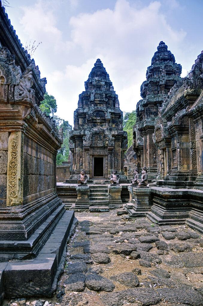 kambodscha - tempel von anghor -  banteay srei (21)