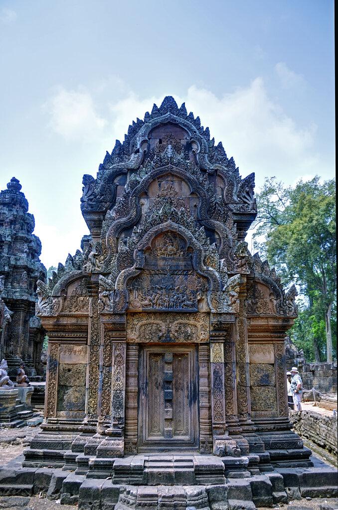 kambodscha - tempel von anghor -  banteay srei (27)