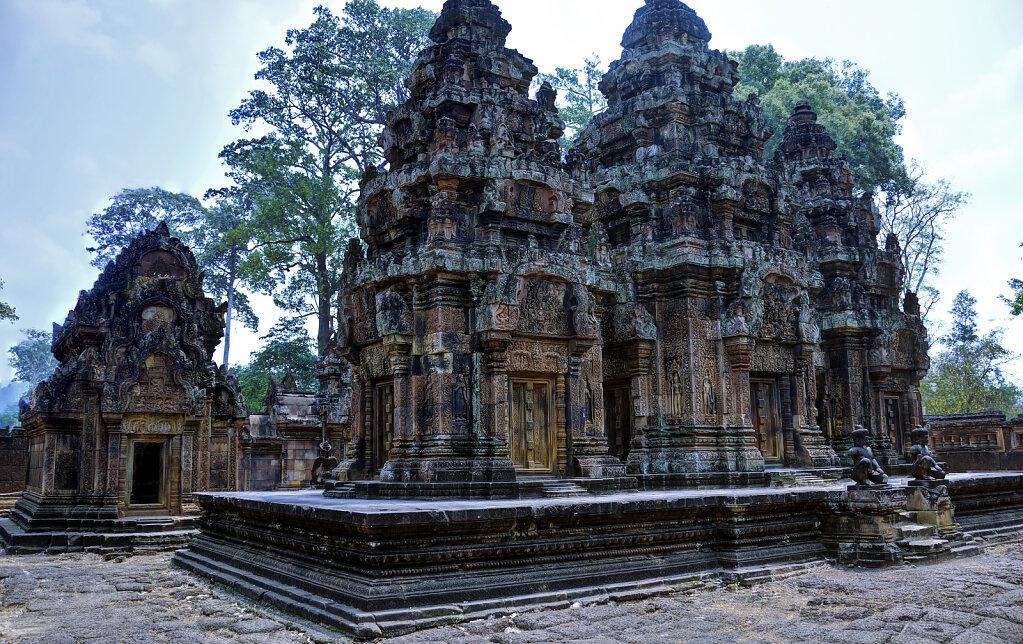 kambodscha - tempel von anghor -  banteay srei (30)