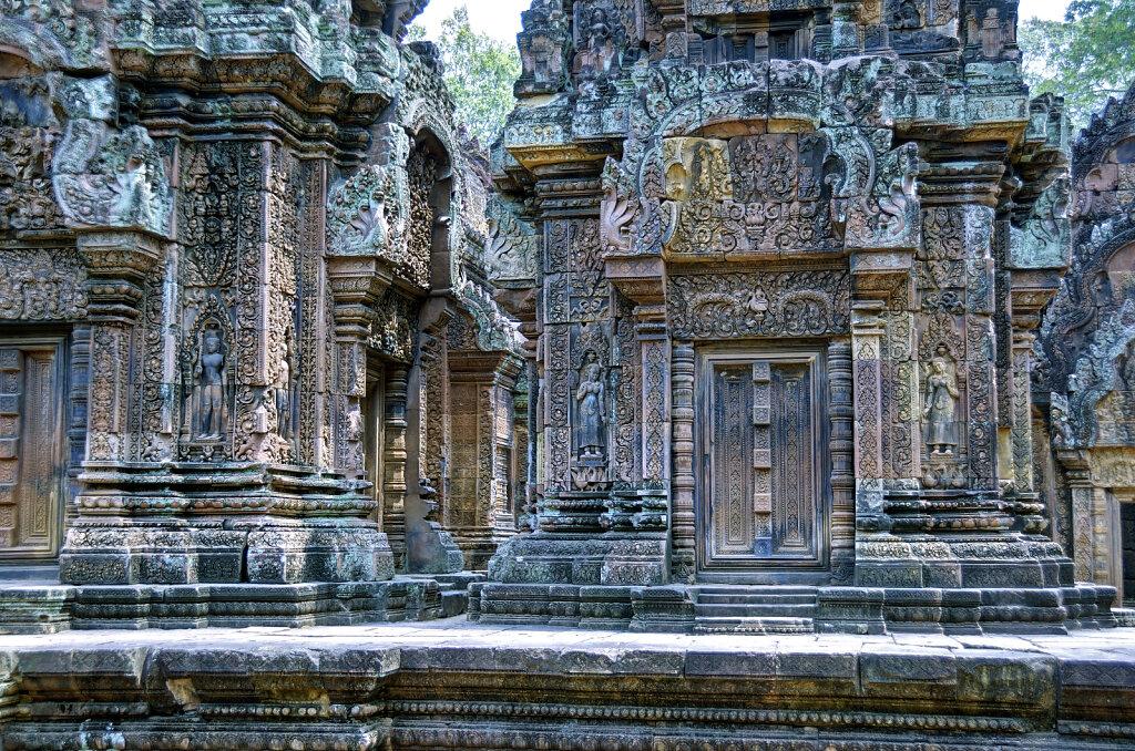 kambodscha - tempel von anghor -  banteay srei (32)